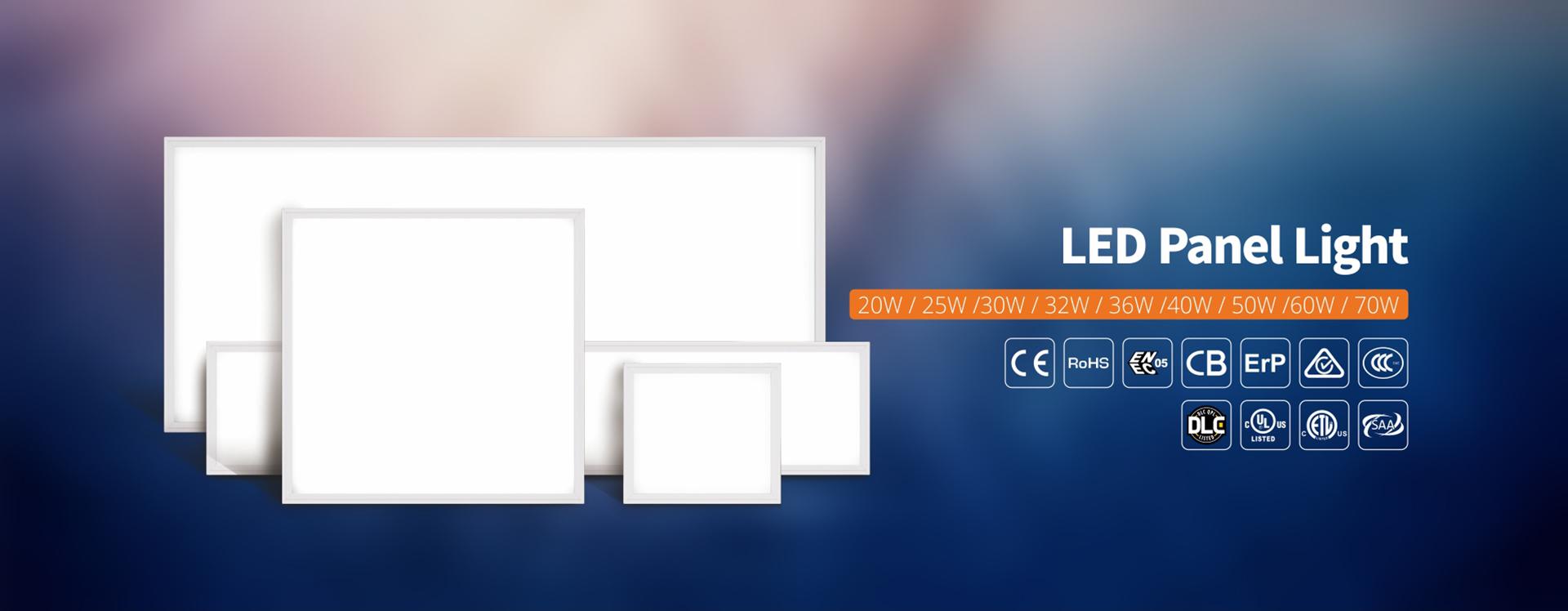 科瑞普P16 LED 面板灯-bannar1